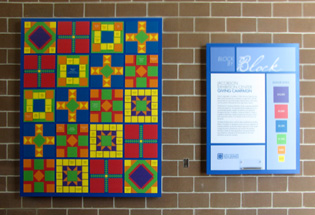 Donor Wall Showcases Iowa Landmark - Presentations, Inc.