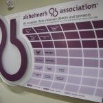 Alzheimer's Association Donor Wall