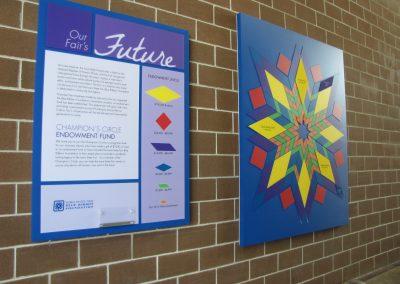 Donor Walls Create a Lasting Impression