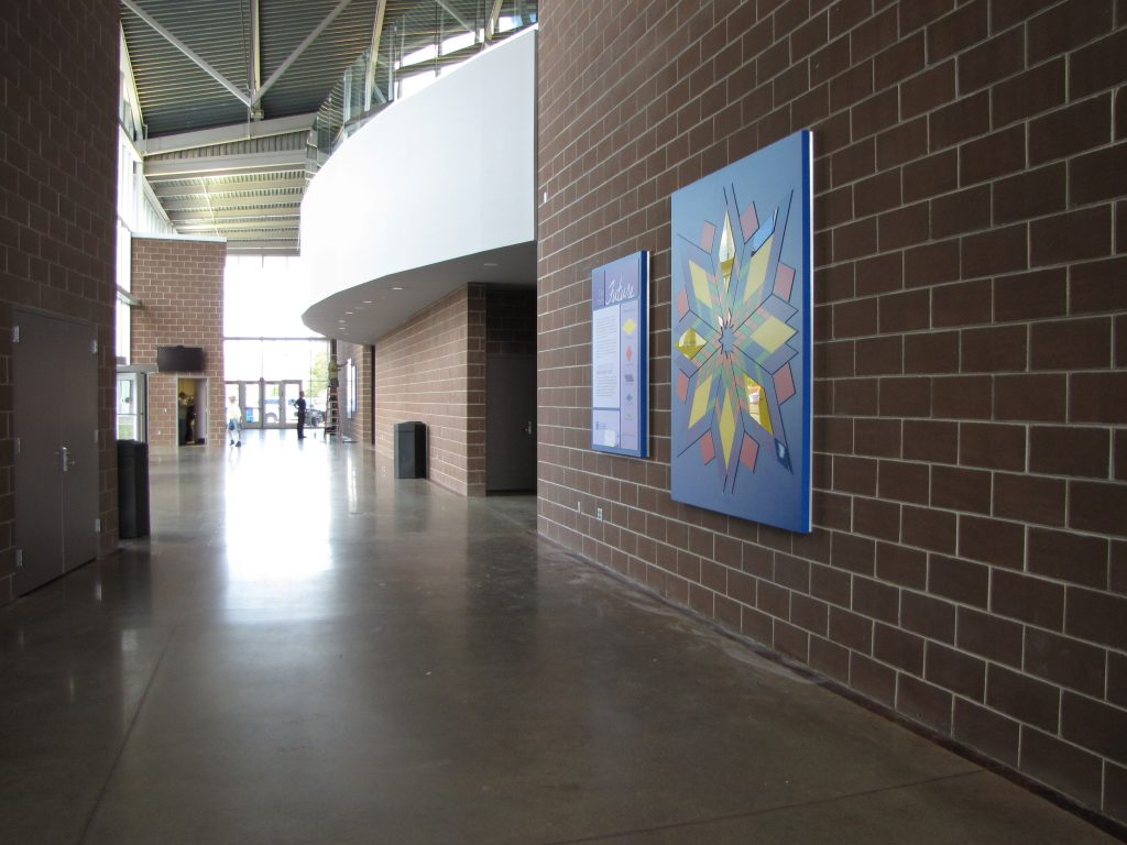 Donor Walls at Iowa State Fairgrounds - Presentations, Inc
