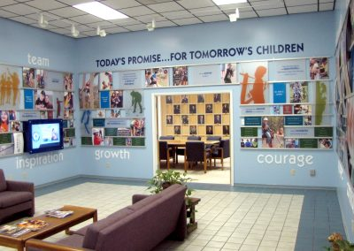 """Donor Wall Celebrates the """"Can Do"""" Attitude of Texas Lions Camp"""