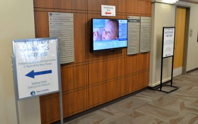 Digital Donor Signage made Easy with ARREYA Software