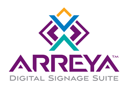 ARREYA digital signage software