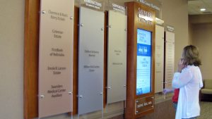 Digital Donor Sign Increases Donations or Wahoo, Nebraska - Presentations, Inc