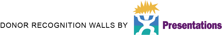 Custom Donor Walls & Donor Recognition Walls
